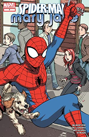 Spider-Man Loves Mary Jane (2005-2007) No.7