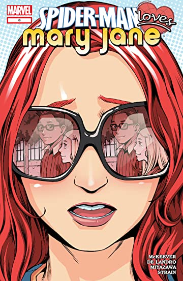 Spider-Man Loves Mary Jane (2005-2007) #8