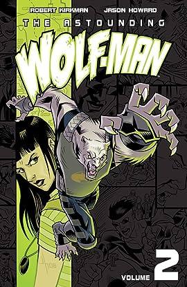 The Astounding Wolf-Man Vol. 2