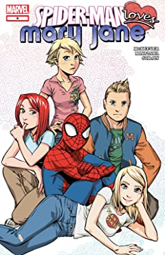 Spider-Man Loves Mary Jane (2005-2007) #9