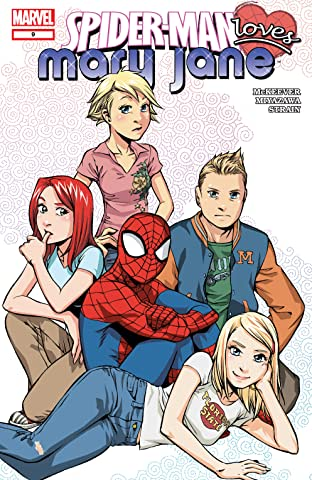 Spider-Man Loves Mary Jane (2005-2007) No.9
