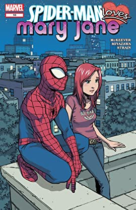 Spider-Man Loves Mary Jane (2005-2007) #10