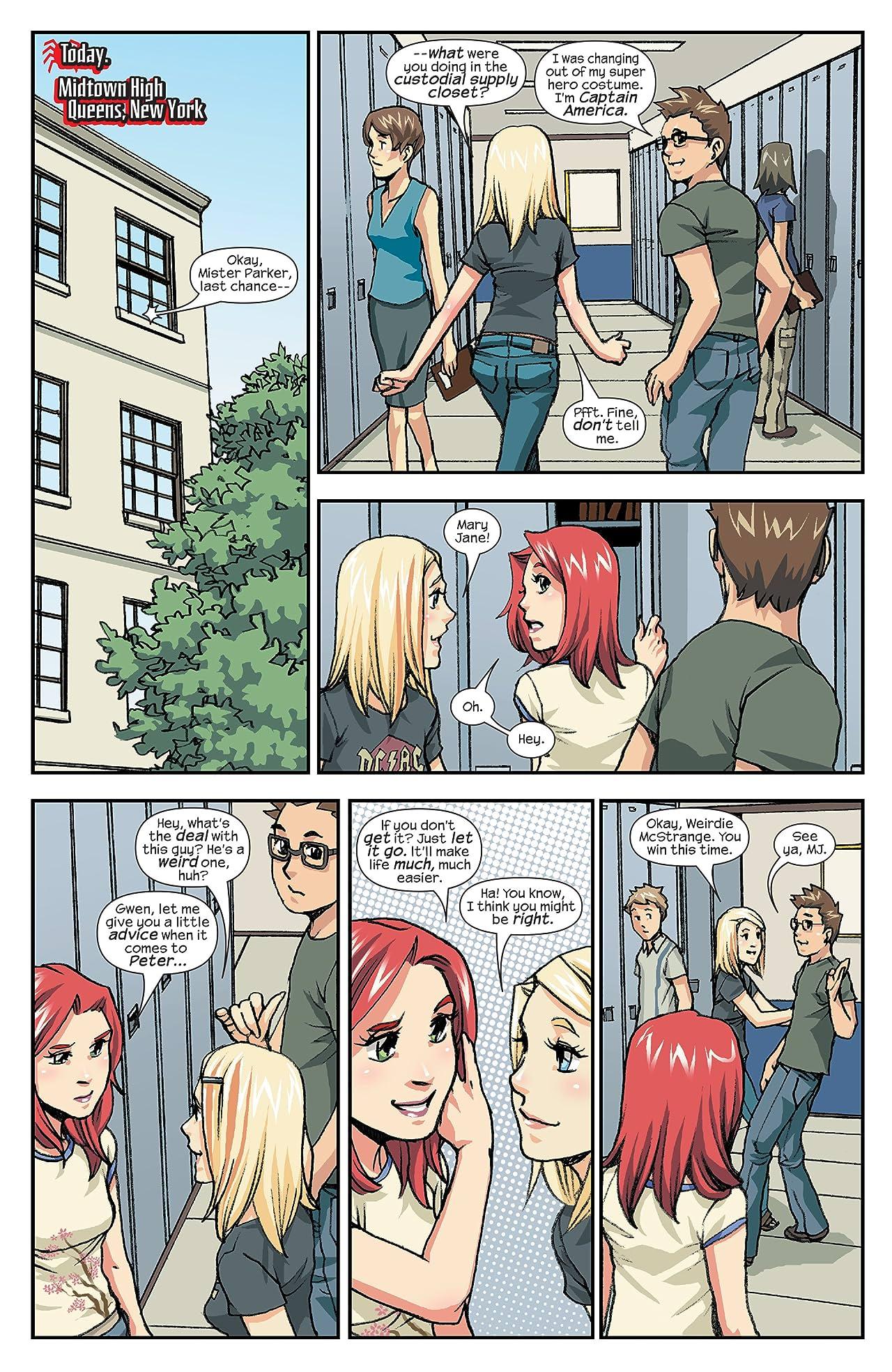 Spider-Man Loves Mary Jane (2005-2007) #10