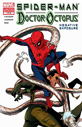 Spider-Man/Doctor Octopus: Negative Exposure (2003-2004) #1 (of 5)