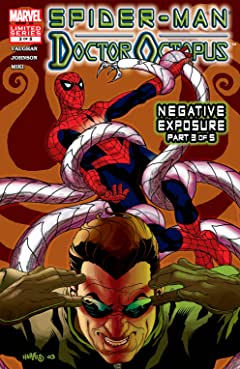 Spider-Man/Doctor Octopus: Negative Exposure (2003-2004) #3 (of 5)