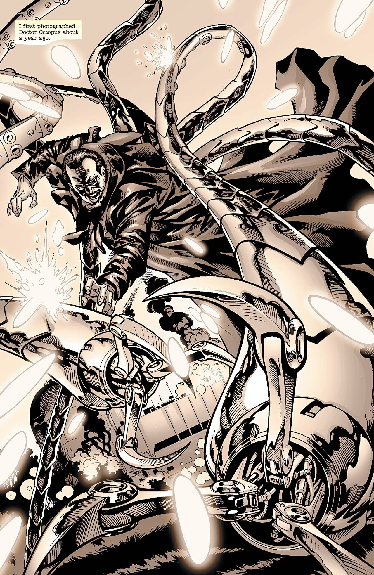 Spider-Man/Doctor Octopus: Negative Exposure (2003-2004) #3 (of 5)