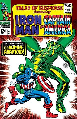 Tales of Suspense (1959-1968) #84