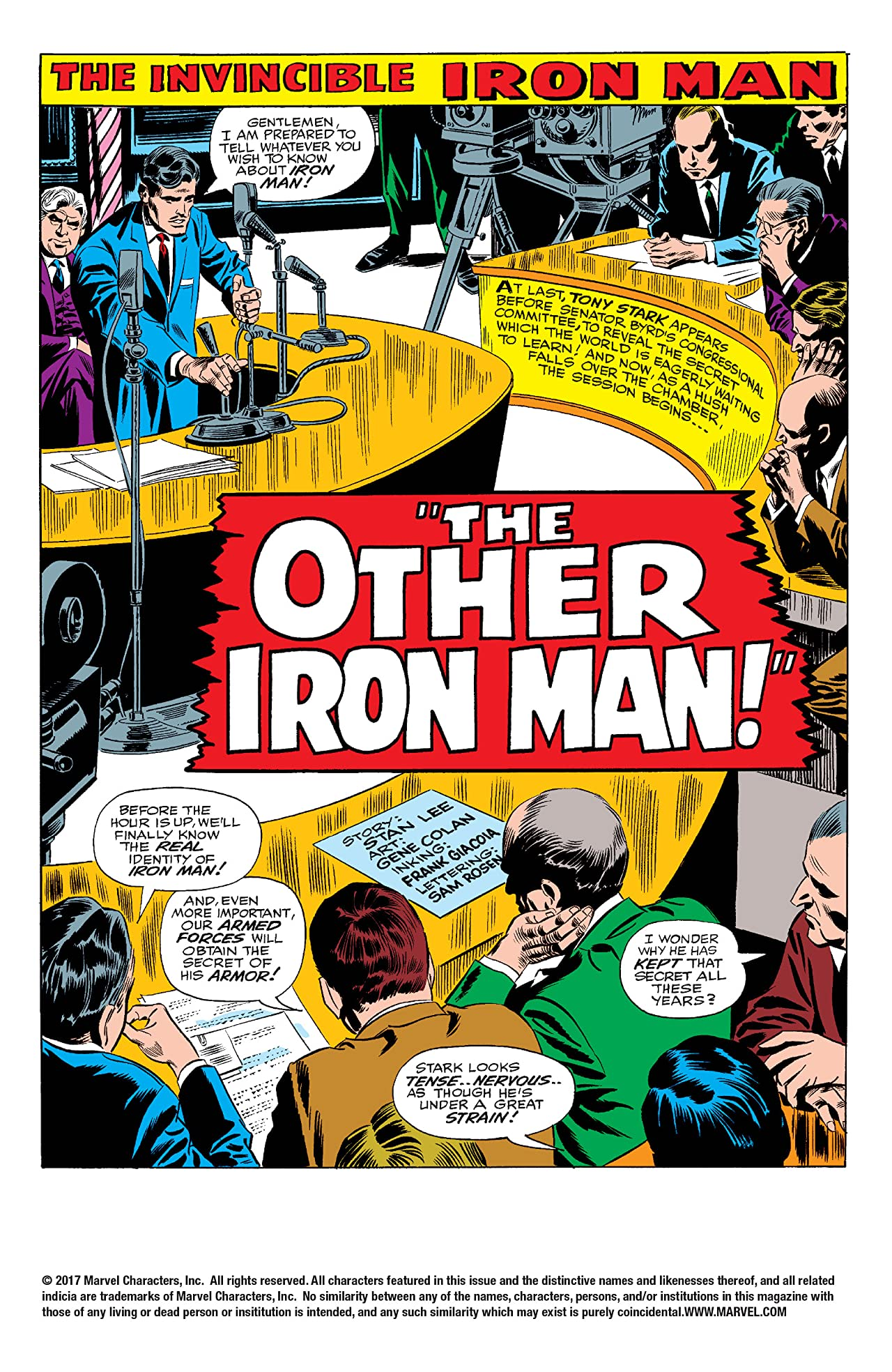 Tales of Suspense (1959-1968) #84
