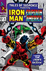 Tales of Suspense (1959-1968) #85