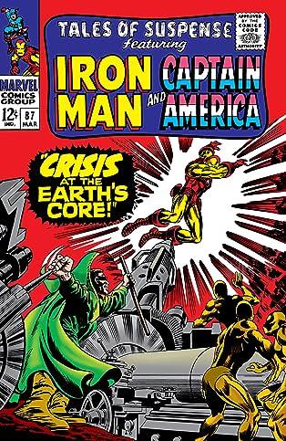 Tales of Suspense (1959-1968) #87