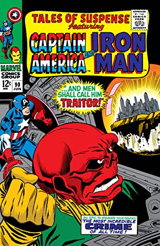 Tales of Suspense (1959-1968) #90