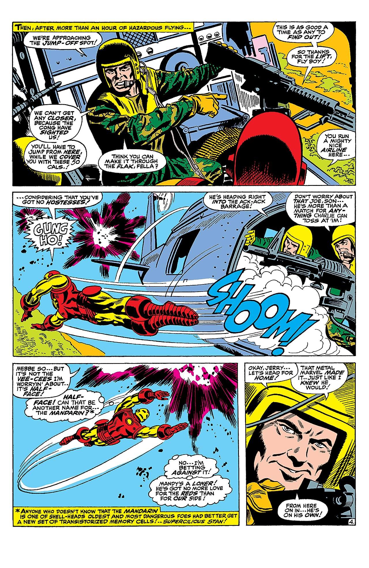 Tales of Suspense (1959-1968) #92