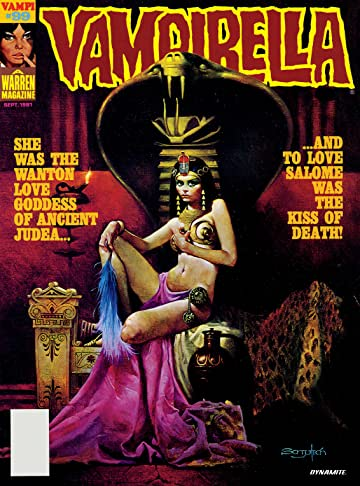 Vampirella (Magazine 1969-1983) #99