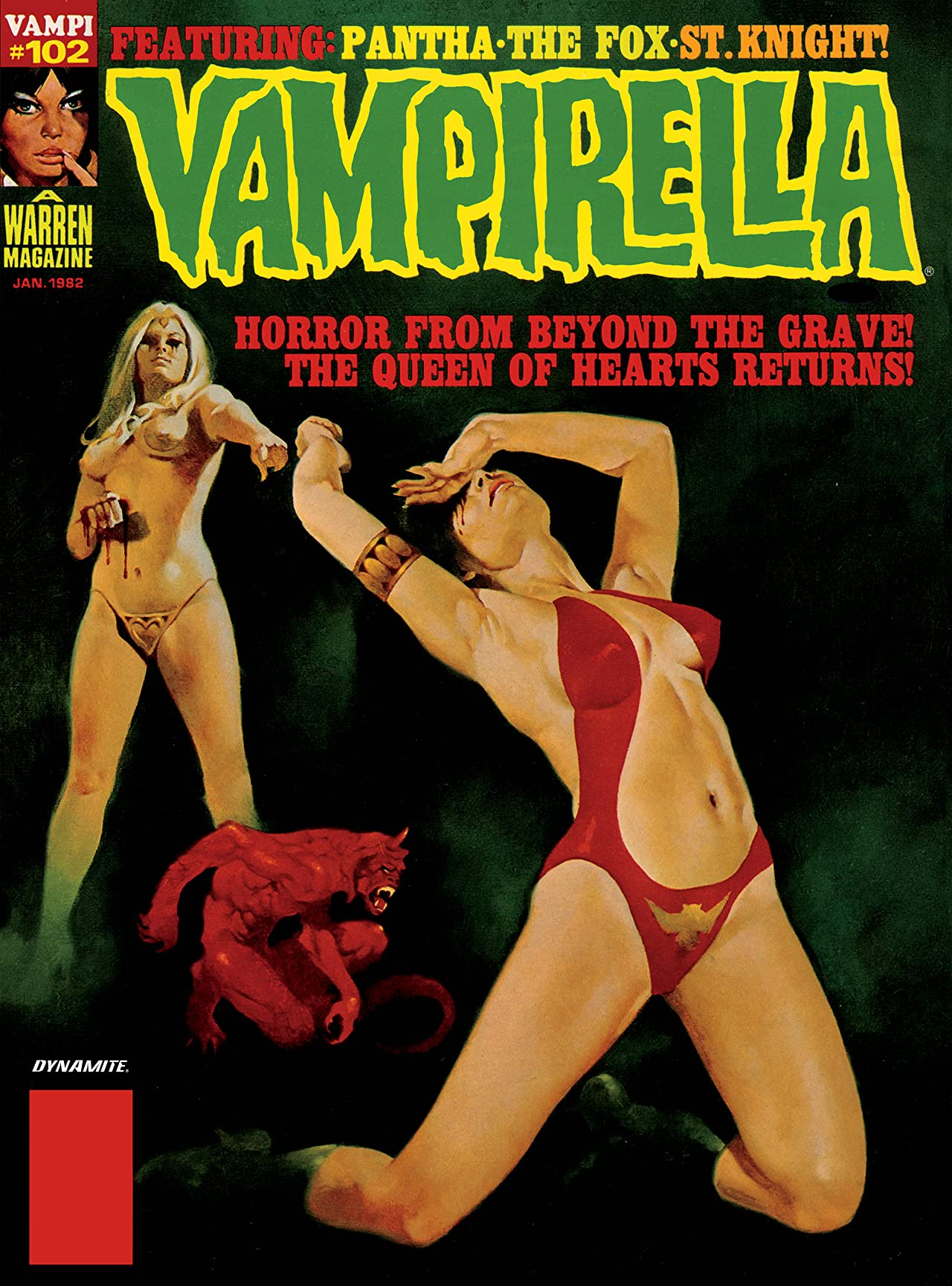 Vampirella (Magazine 1969-1983) #102