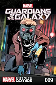 Guardians of the Galaxy: Awesome Mix Infinite Comic (2016-2017) #9
