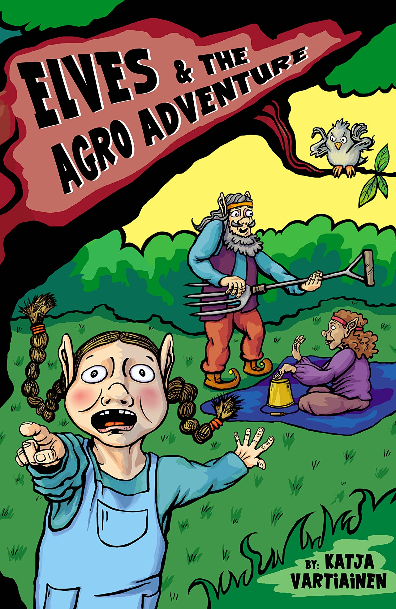 Elves & the Agro Adventure