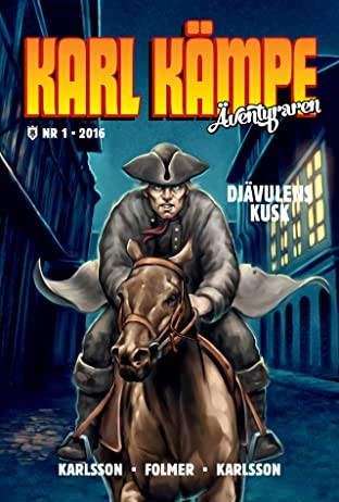 Karl Kämpe Äventyraren #1