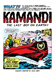 The Kamandi Challenge Special (2017-) #1