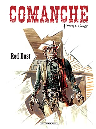 Comanche Tome 1: Red Dust