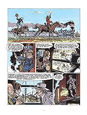 Comanche Vol. 4: Le Ciel est rouge sur Laramie