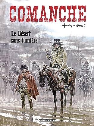 Comanche Vol. 5: Le Désert sans lumière