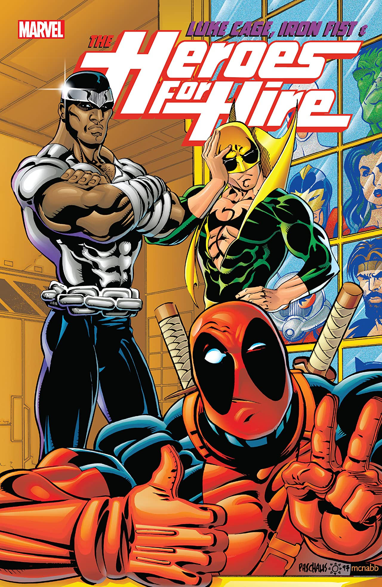 Luke Cage, Iron Fist, & The Heroes For Hire Vol. 2