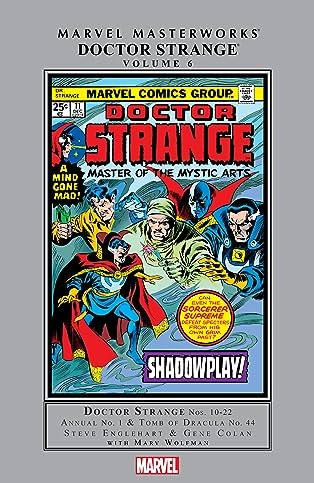Doctor Strange Masterworks Vol. 6