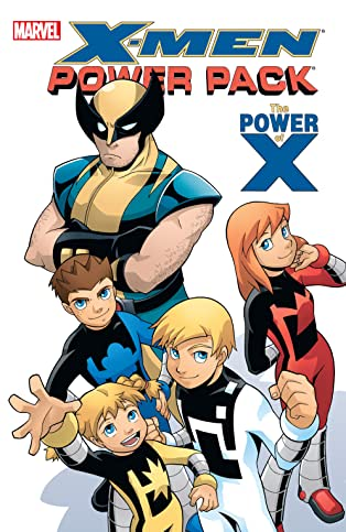 X-Men and Power Pack: The Power of X