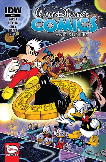 Walt Disney's Comics and Stories #721