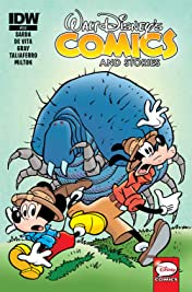 Walt Disney's Comics and Stories #722