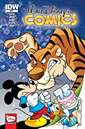 Walt Disney's Comics and Stories #724