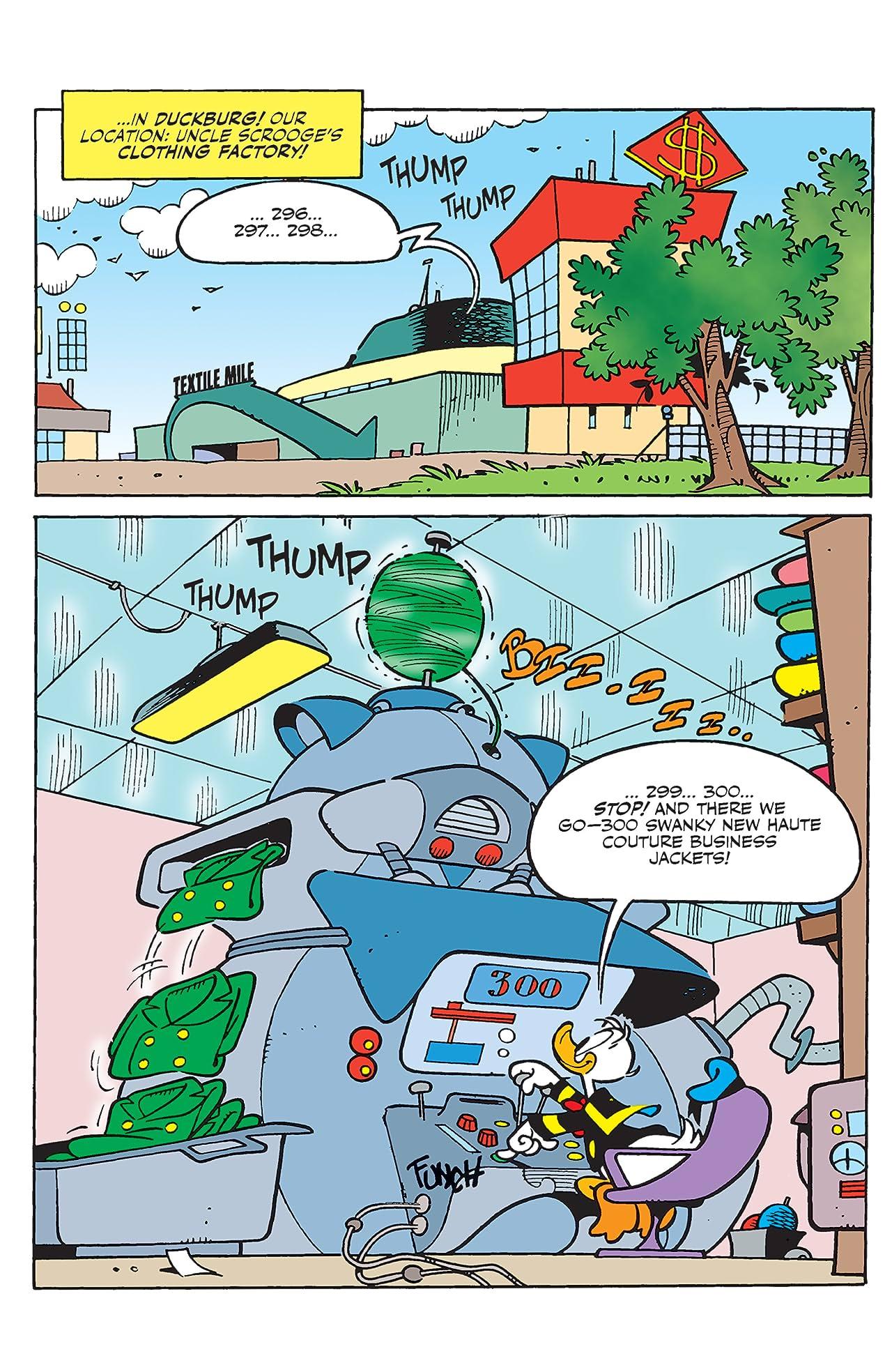 Walt Disney's Comics and Stories #725