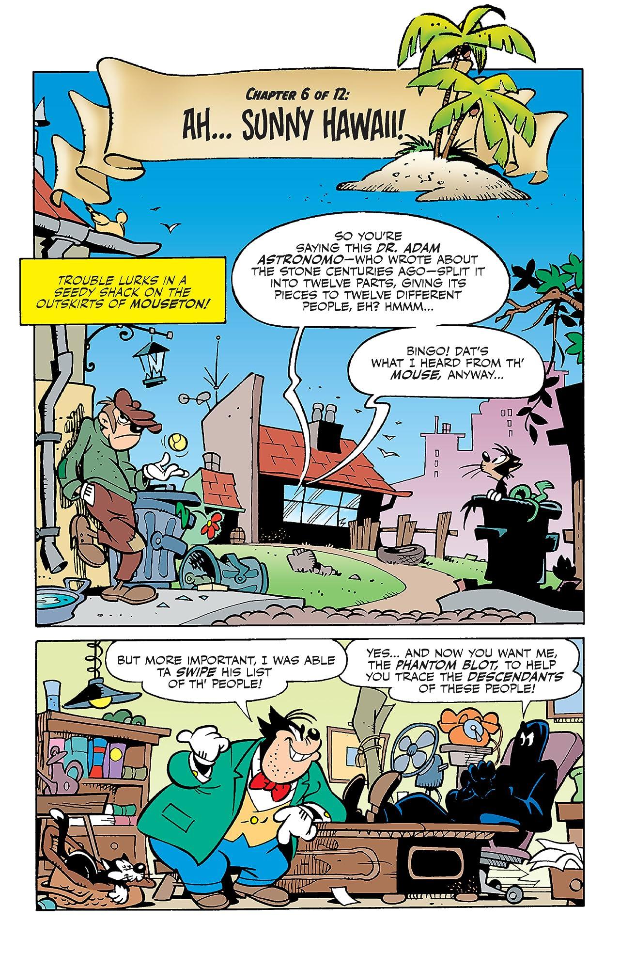Walt Disney's Comics and Stories #726