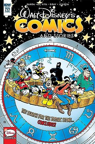 Walt Disney's Comics and Stories No.732