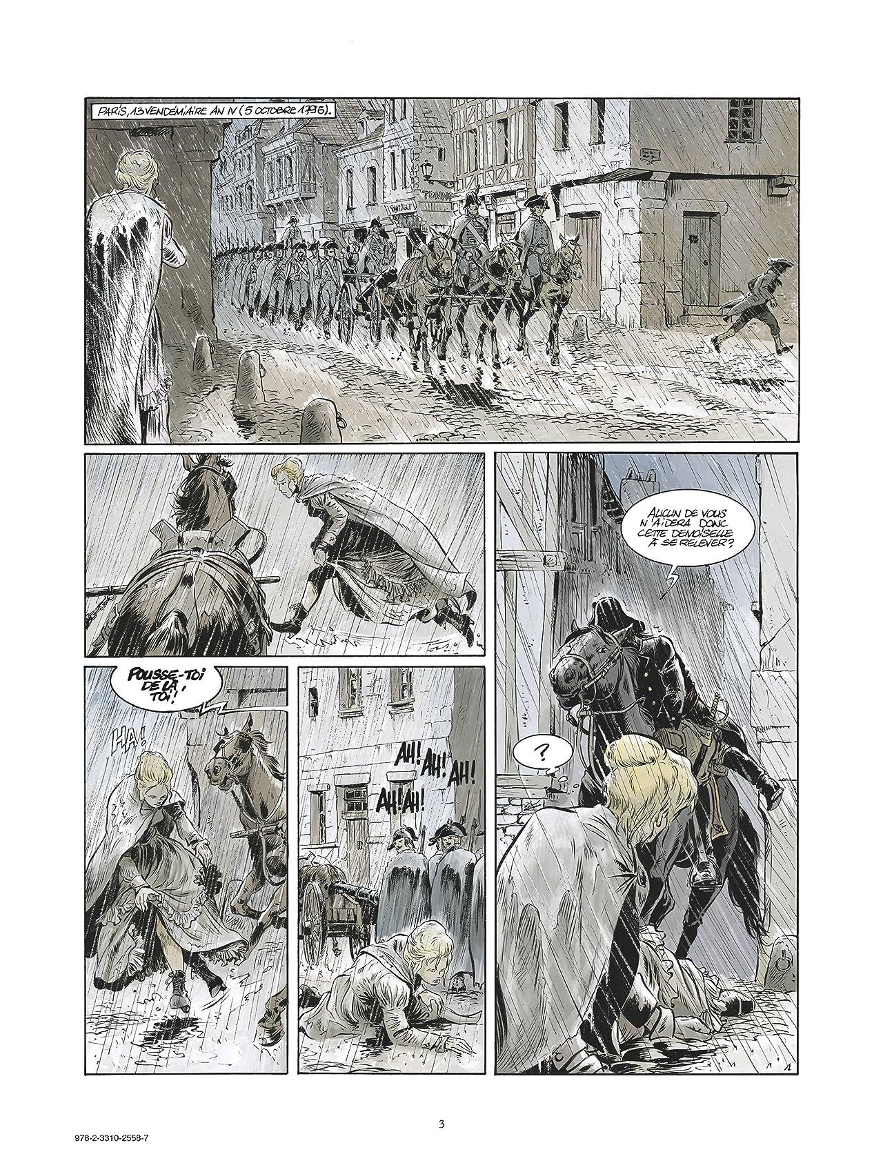 Les pirates de Barataria Vol. 10: Galveston
