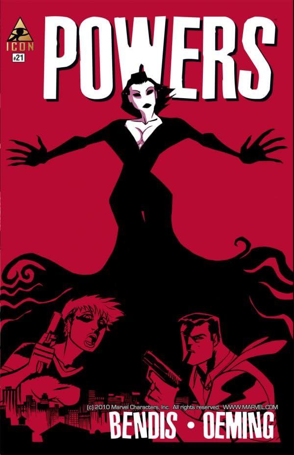 Powers (2004-2008) #21