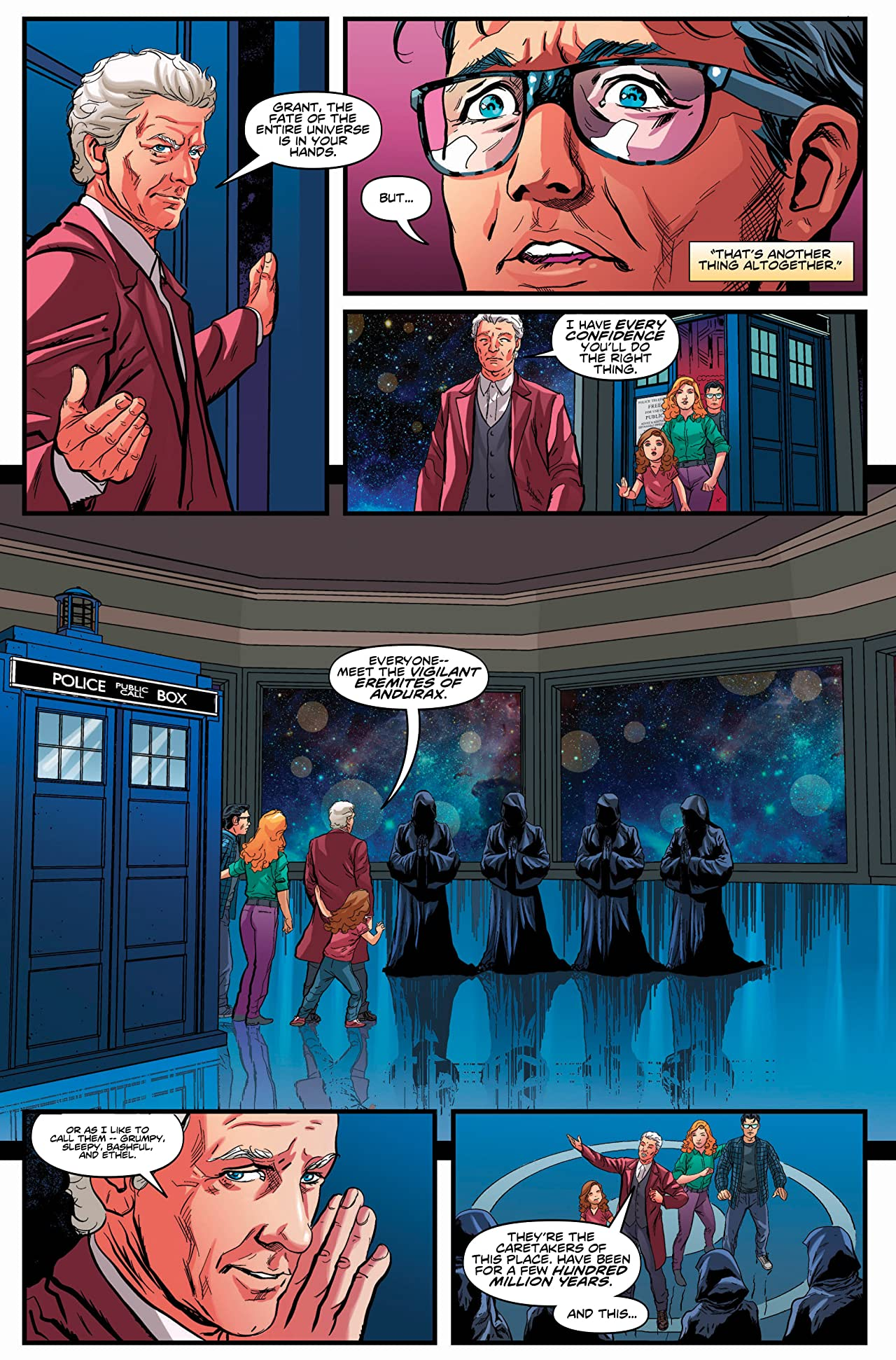 Doctor Who: Ghost Stories #8