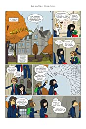 Bad Machinery Tome 7: The Case of the Forked Road