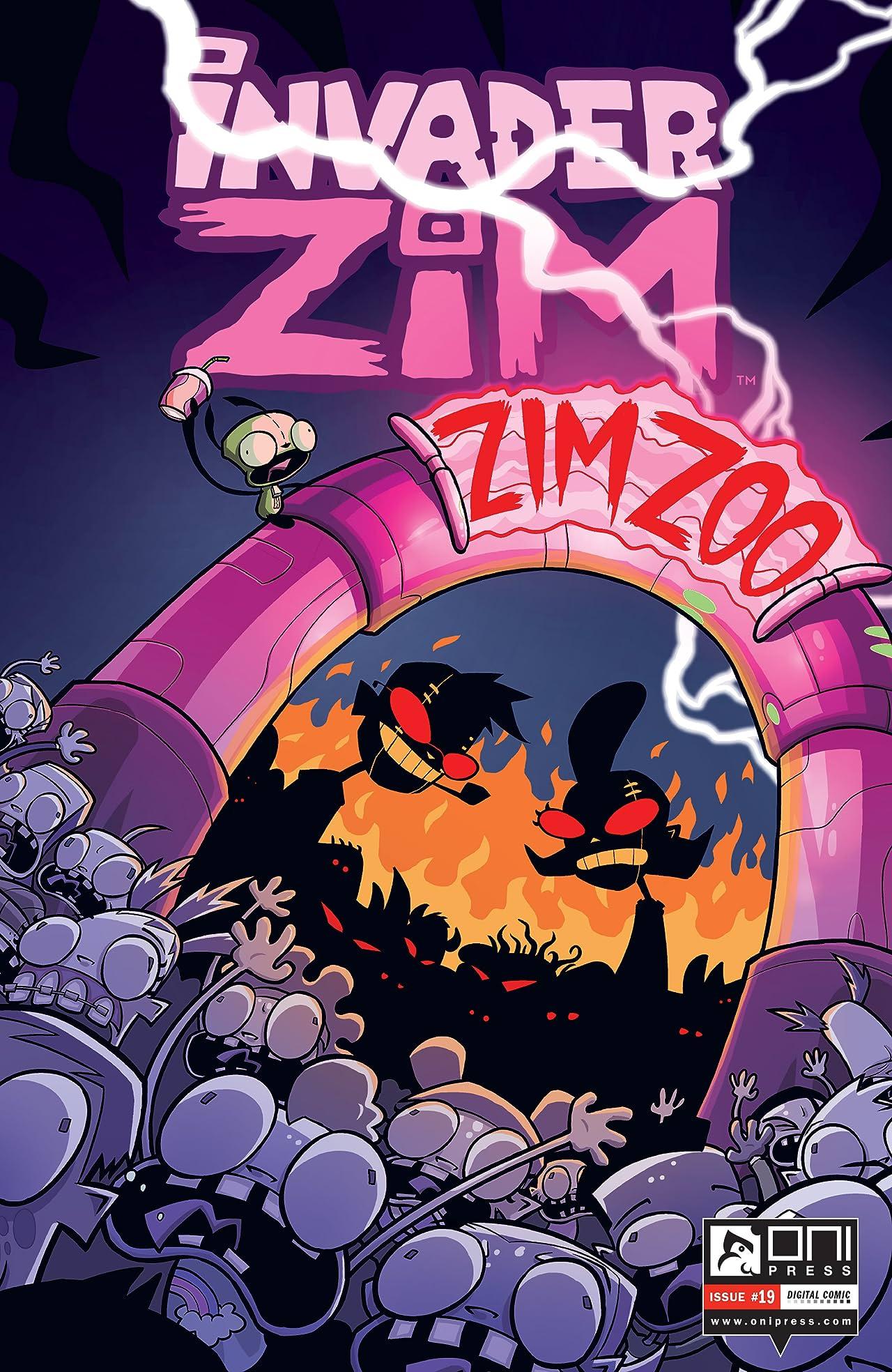 Invader Zim #19