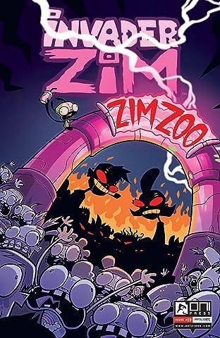 Invader Zim No.19
