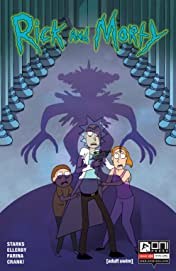Rick and Morty #24