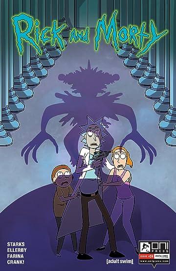 Rick and Morty #24