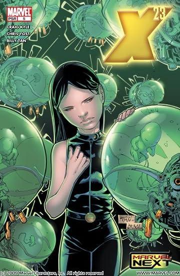 X-23 (2005) #5