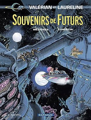 Valérian Tome 22: Souvenirs de Futurs