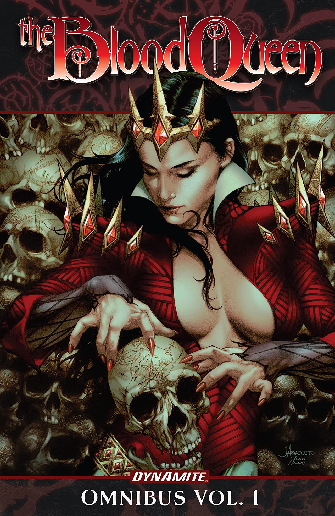 The Blood Queen: Omnibus Vol. 1