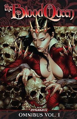 The Blood Queen: Omnibus Vol. 1