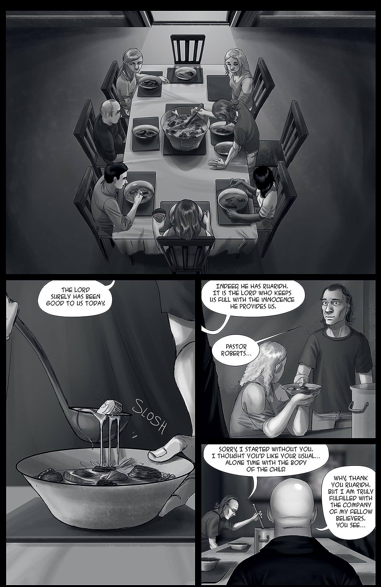 Comichaus Vol. 2