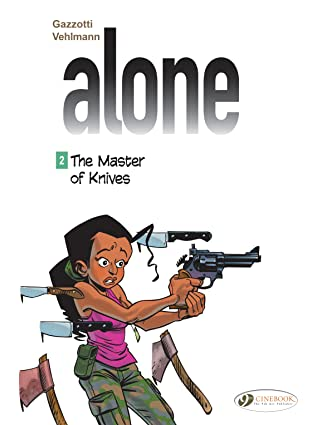 Alone Vol. 2: The Master of Knives