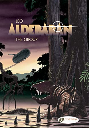 Aldebaran COMIC_VOLUME_ABBREVIATION 2: The Group