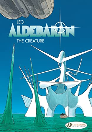 Aldebaran COMIC_VOLUME_ABBREVIATION 3: The Creature